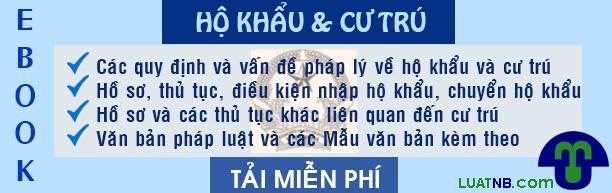 thu tuc ho khau Ha Noi