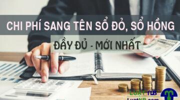 Chi phi sang ten so do so hong